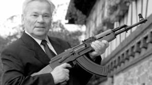 Michail Kalaschnikow gestorben