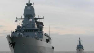 EU schickt Kriegsschiffe gegen Piraten