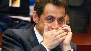 Justiz hört Sarkozy ab