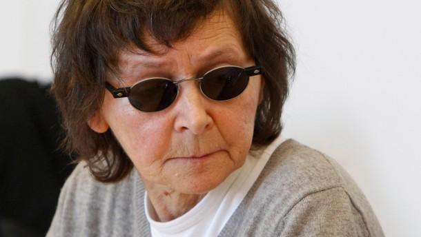 Urteil gegen frühere Terroristin Verena Becker rechtskräftig