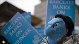 Bittere Lektion für das Barclays-Management