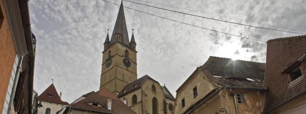 Vom Provinznest zur Vorzeigestadt: In Hermannstadt ist man stolz auf das Erreichte. Jetzt soll Klaus Johannis auch in Bukarest nach dem Rechten sehen