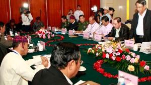 Kämpfe mit Kachin-Rebellen im Norden