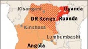 Der Kongo ist die Beute der Warlords
