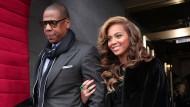 Als er von ihrer Schwester vermöbelt wurde, stand sie nur daneben: Jay-Z und Beyoncé