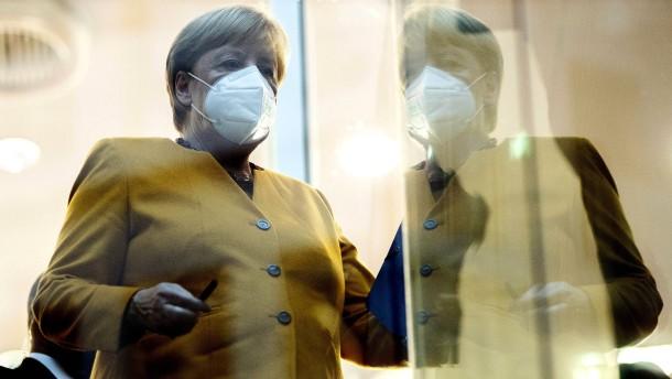 """Merkel: """"Der islamistische Terror ist unser gemeinsamer Feind"""""""