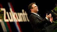 Seine Zukunft als Minister ist offen: Hans-Peter Friedrich (CSU)
