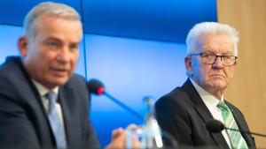 Grüne und CDU einigen sich auf Koalitionsverhandlungen