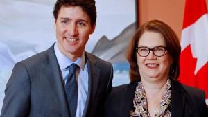 Trudeau verliert weitere Ministerin
