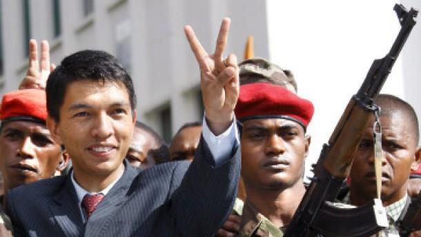 Rajoelina verspricht Ausweg aus der Armut