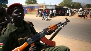 Vormarsch der  Rebellen in Südsudan