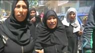 Trauer in Palästinensergebieten