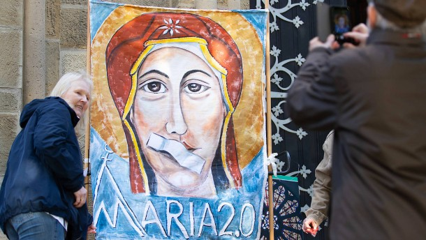 Vatikan nimmt Maria 2.0 ins Visier