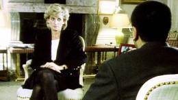 Diana-Interview bleibt straffrei