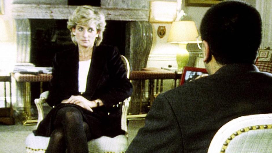 Am 20. November 1995 gab Prinzessin Diana dem BBC-Journalisten Martin Bashir ein legendäres Interview.