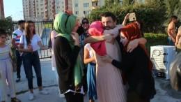 Kilic in der Türkei wieder auf freiem Fuß