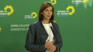 Göring-Eckardt lehnt AfD-Kandidaten für Bundestagspräsidium ab