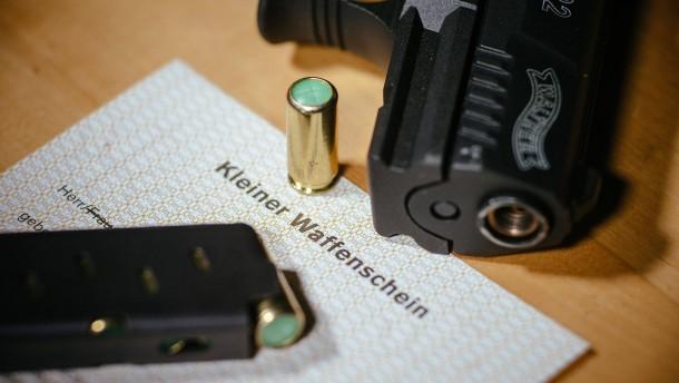 Über 33.000 Schusswaffen sind  nicht mehr auffindbar