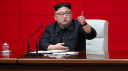 "Kim Jong-un will ""Repräsentant ganz Koreas"" sein"