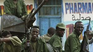 Übergangsregierung kontrolliert Mogadischu