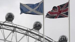 Mehrheit der Schotten gegen Unabhängigkeit