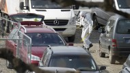 Terrorismus-Anklage nach Amokfahrt durch Antwerpen