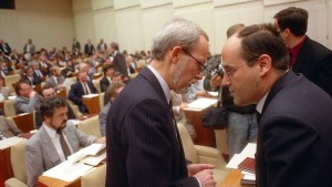 Wie die Volkskammer den Untergang der DDR beschloss