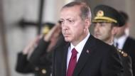 Erdogan will EU-Beitritt vorantreiben