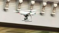 Opposition nutzt Drohne gegen Wahlbetrug
