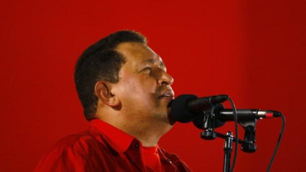 Uribe: Chávez ist ein Brandstifter