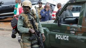 Polizei findet weiteren Sprengsatz