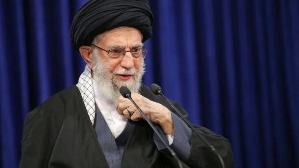 Chamenei droht mit Urananreicherung auf 60 Prozent