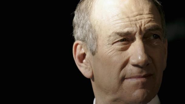 Kommission: Olmert hat Libanon-Krieg planlos begonnen