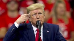 Trump setzt weiter auf Hass