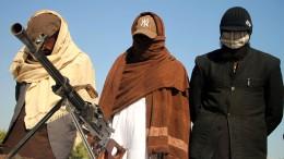 Amerika und die Taliban einigen sich auf Testlauf für Waffenruhe