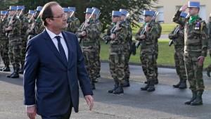 Frankreich will Truppenstärke in Mali stark reduzieren