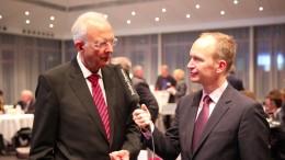 Reinhard Müller spricht mit Paul Kirchhof