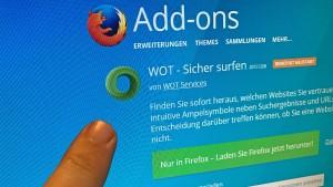 Wenn der Browser uns verrät