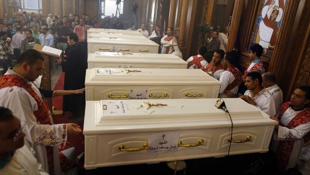 19 mutmaßliche Dschihadisten erschossen