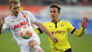 Dortmunder Pflichtsieg