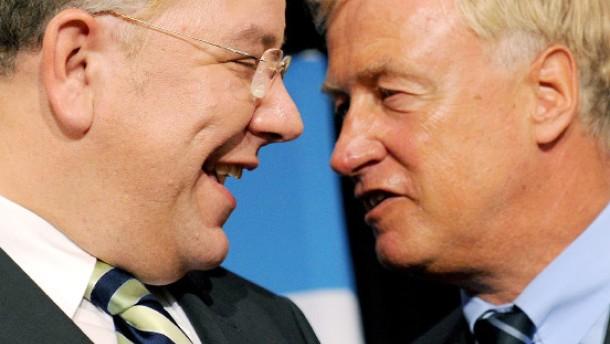 CDU und Grüne in Hamburg für Ahlhaus