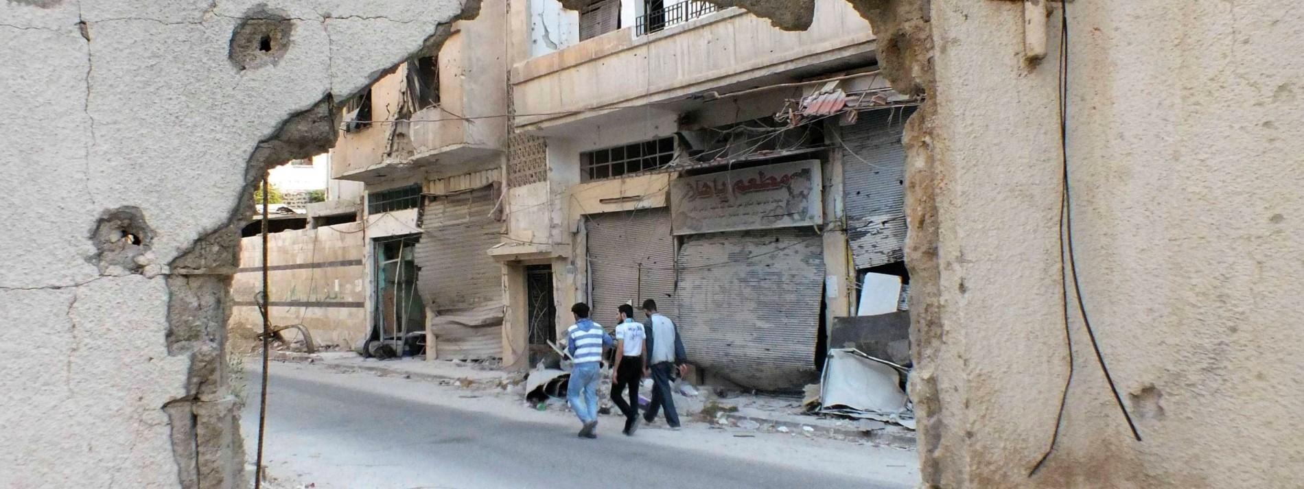 Syrien gibt erste Erklärung ab