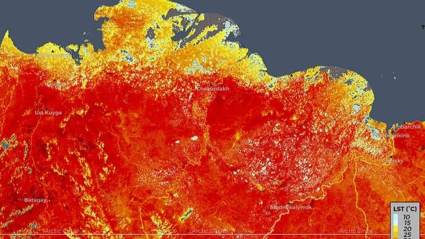 Der Klimawandel erreicht eine gefährliche Schwelle