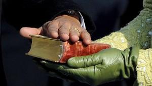 Kämpfen und siegen ohne Bibel