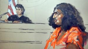 Reid nach Anschlagversuch vor Gericht