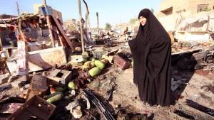 Anschläge fordern 120 Tote
