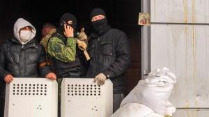 Vereint gegen Kiew