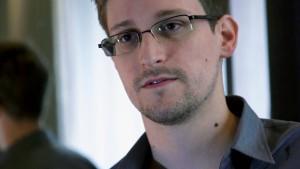 Zeitung: Snowden feierte Geburtstag in russischem Konsulat