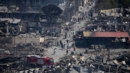 Bundesregierung bietet Griechenland Hilfe an