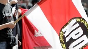 Verfassungsschutz: NPD-Verbot nicht durchsetzbar